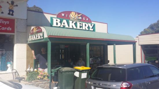 Willunga Bakery - Tourism Caloundra