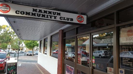 Mannum Community Club - Tourism Caloundra