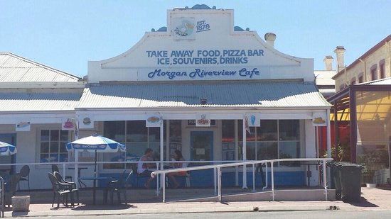 Morgan Riverview Cafe  Takeaway