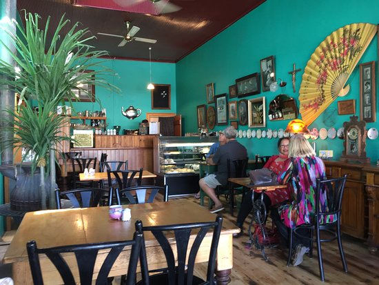 polly's tearooms - Tourism Caloundra