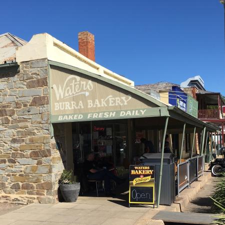 Waters Burra Bakery - Tourism Caloundra
