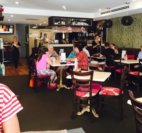 Cafe Bliss - Tourism Caloundra