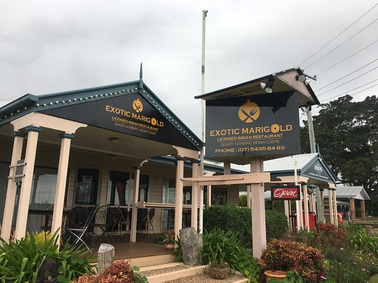 Exotic Marigold Licensed Indian Restaurant - Tourism Caloundra