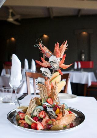 The Terrace Seafood Restaurant - Tourism Caloundra