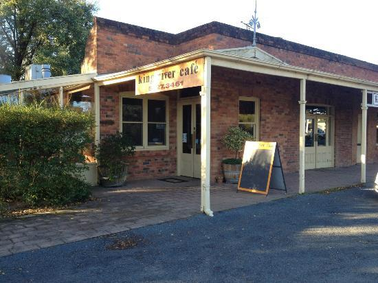 King River Cafe - Tourism Caloundra