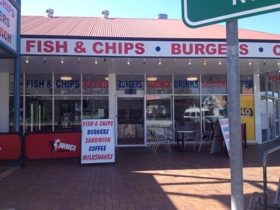 Beaudesert Fish and Chips - Tourism Caloundra