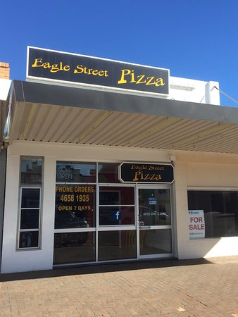 Eagle Street Pizza - Tourism Caloundra