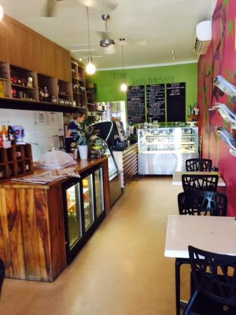 Mulberry Cafe - Tourism Caloundra