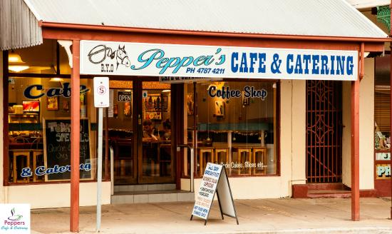 Peppers Cafe  Catering - Tourism Caloundra