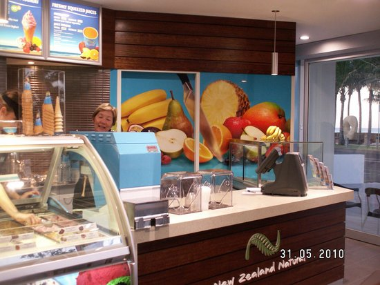 New Zealand Ice Creamery - Tourism Caloundra