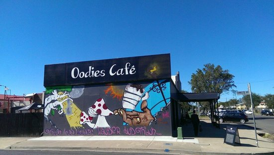 Oodies Cafe - Tourism Caloundra