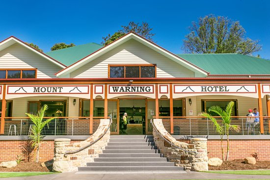 Mount Warning Hotel - Tourism Caloundra