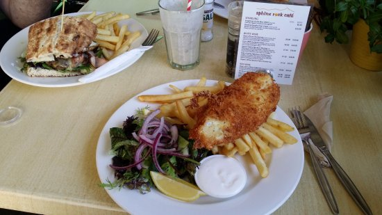 Sphinx Rock Cafe - Tourism Caloundra