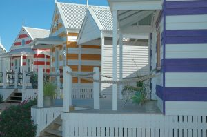 Beach Huts Middleton - Tourism Caloundra