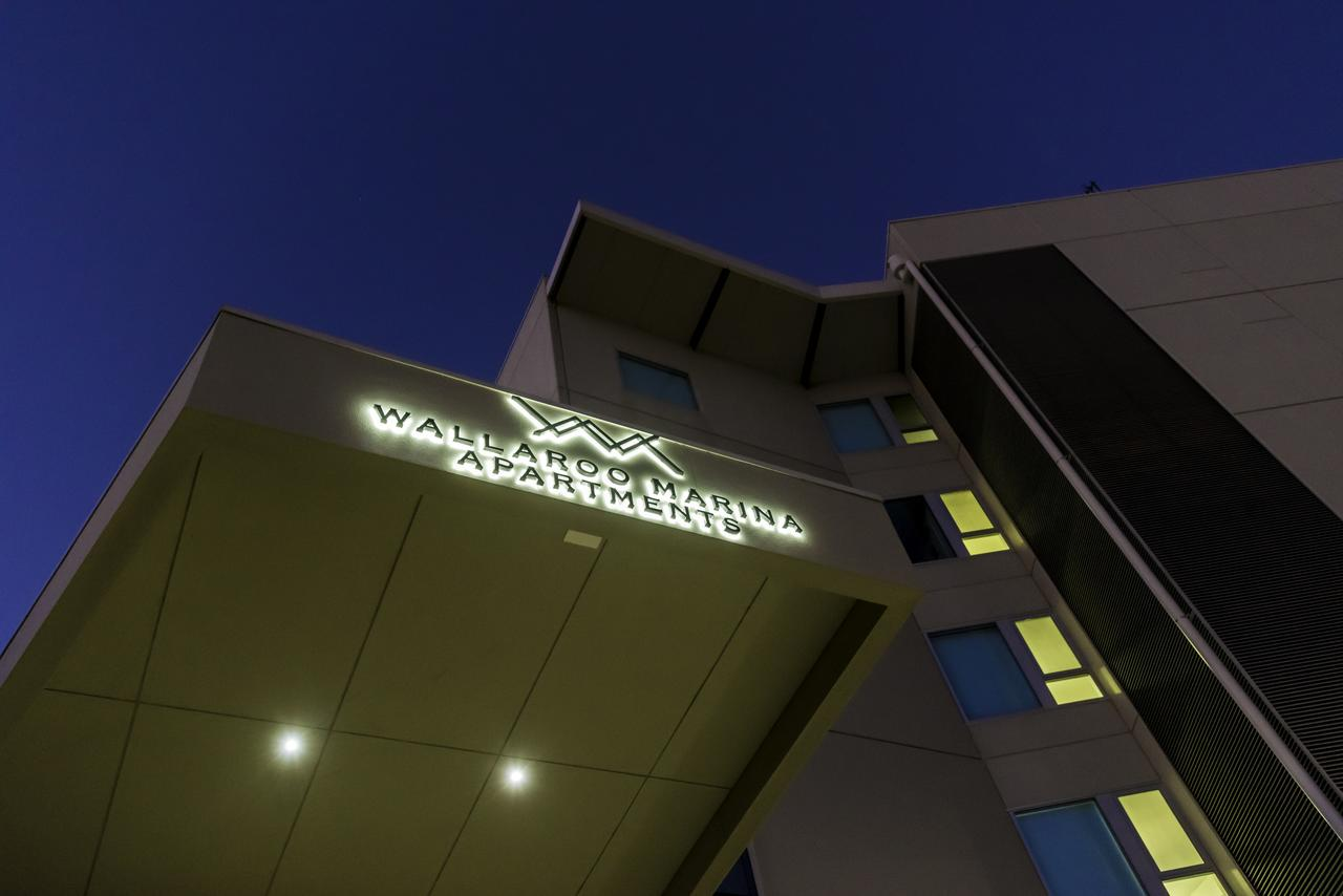 Wallaroo Marina Apartments - Tourism Caloundra