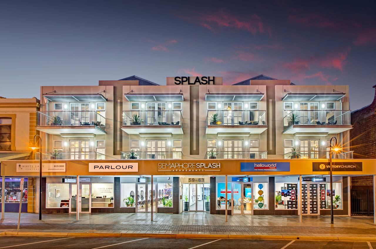 Semaphore Splash Apartments - Tourism Caloundra
