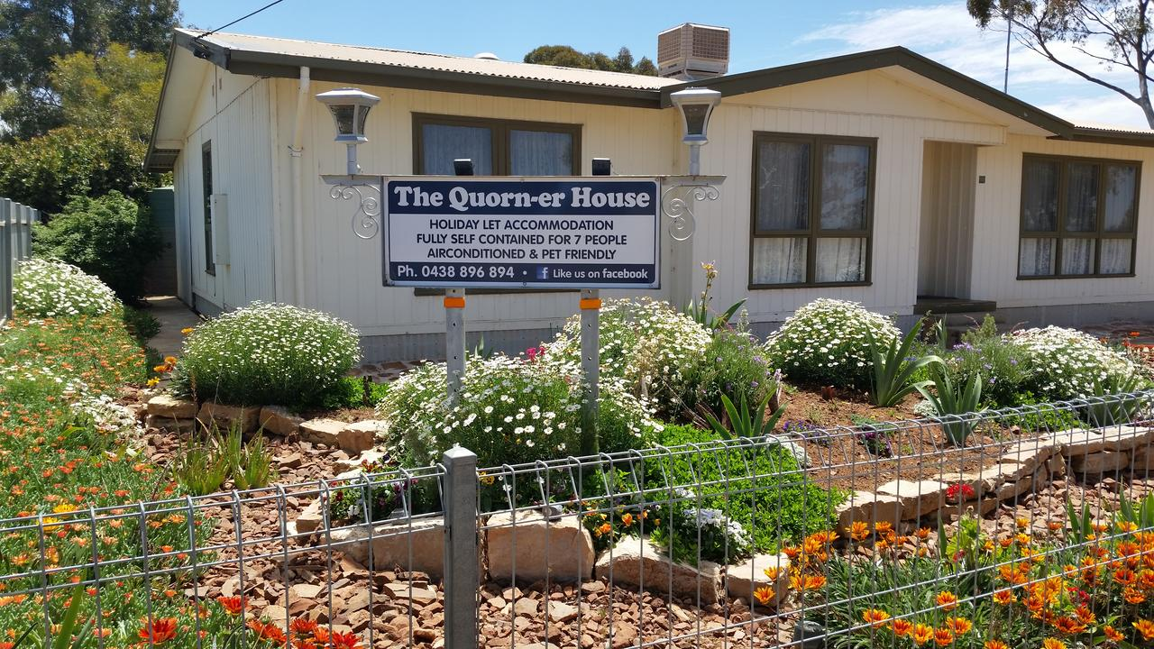 The Quorn-er House - Tourism Caloundra