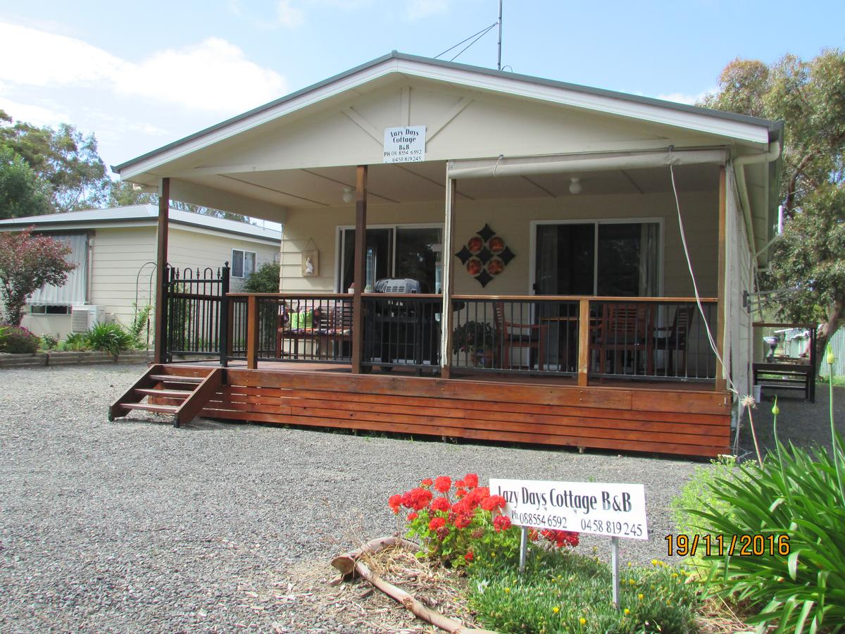 Lazy Days Bed Breakfast Cottage - Victor Harbor - Tourism Caloundra