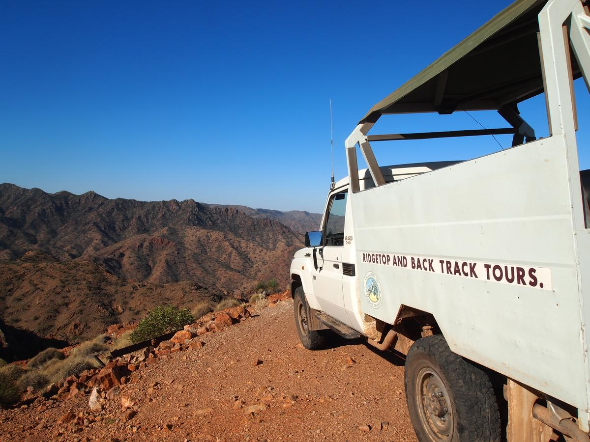 Arkaroola Wilderness Sanctuary - Tourism Caloundra