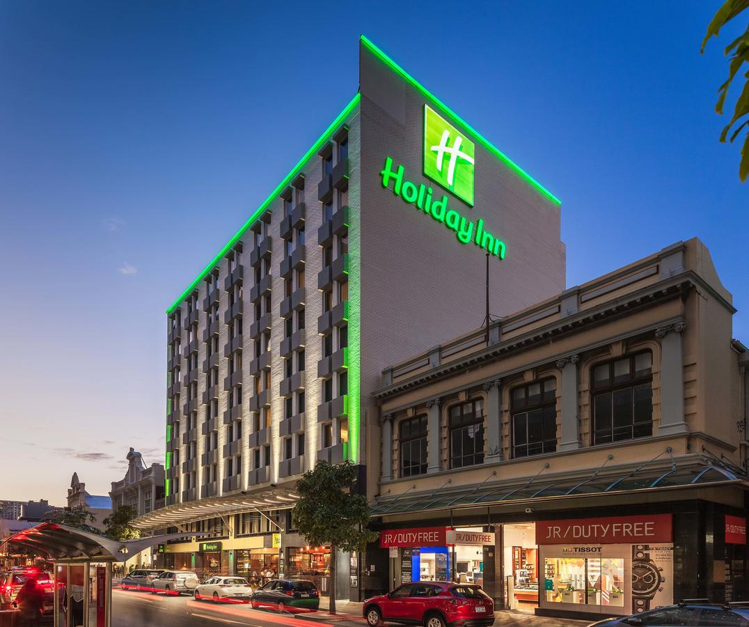 Holiday Inn Perth City Centre - Tourism Caloundra