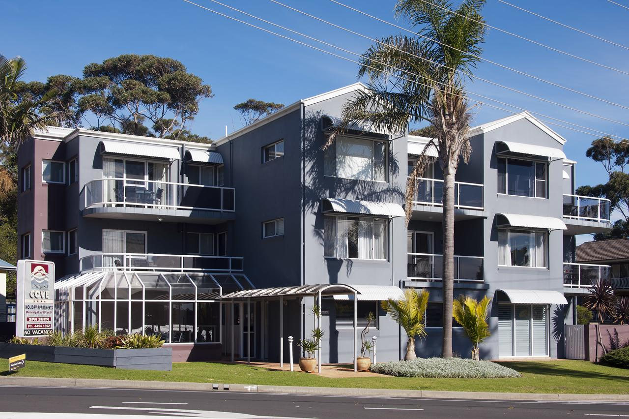 Mollymook Cove Apartments - Tourism Caloundra