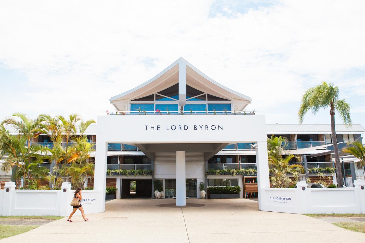 The Lord Byron - Tourism Caloundra