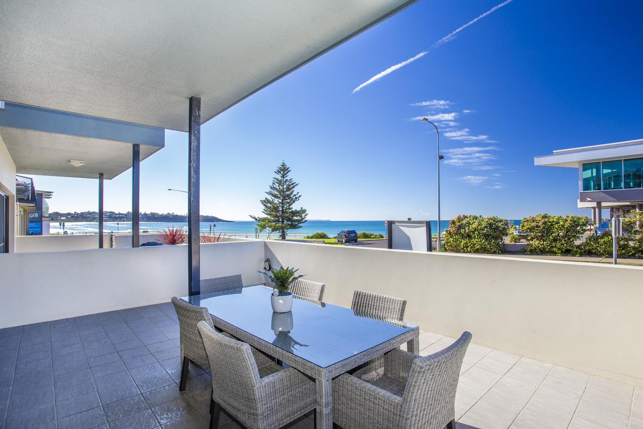 Beachfront Apartment Unit 2 - Tourism Caloundra