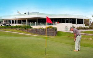 cluBarham Golf Resort - Tourism Caloundra