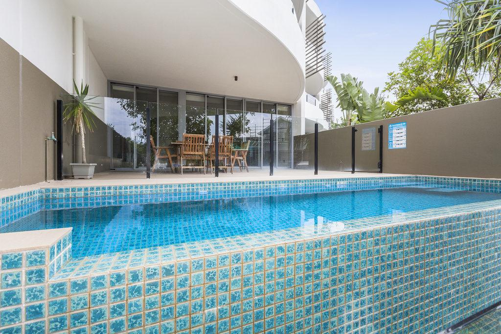 COTTON BEACH 8 ESCAPE WITH PRIVATE PLUNGE POOL - Tourism Caloundra