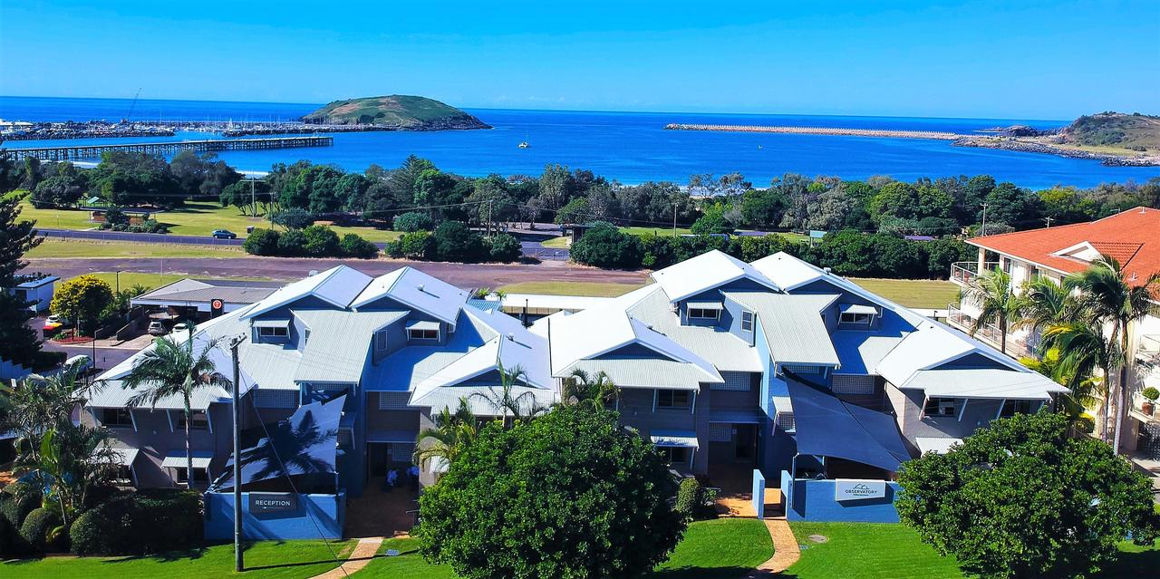 The Observatory Holiday Apartments - Tourism Caloundra