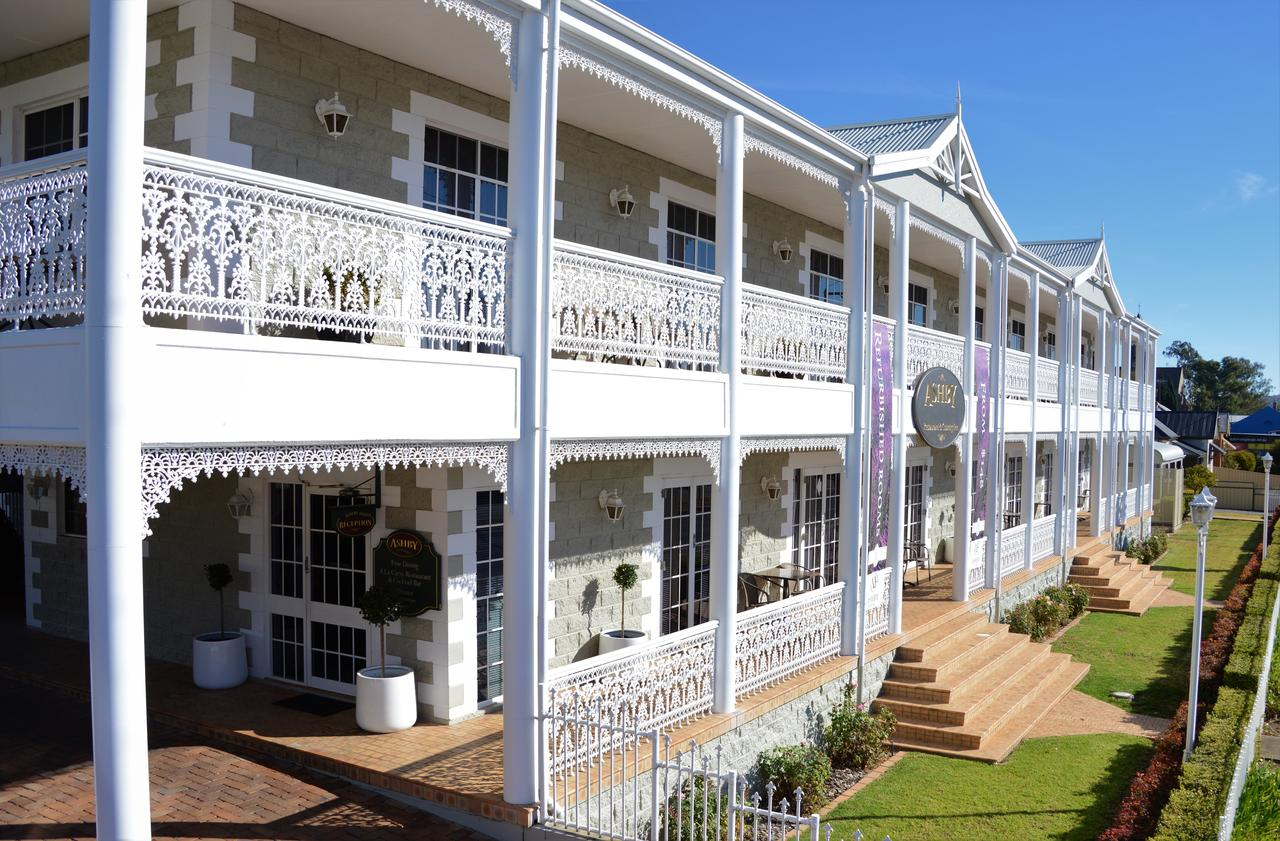 Ashby House Motor Inn - Tourism Caloundra