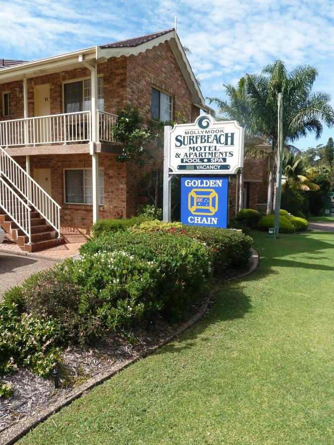 Mollymook Surfbeach Motel  Apartments - Tourism Caloundra