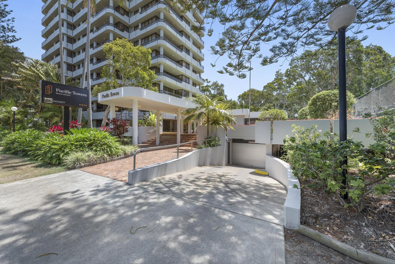 Pacific Towers Beach Resort - Tourism Caloundra