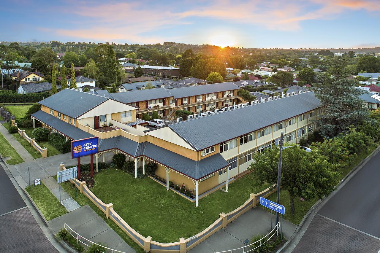 City Centre Motor Inn - Tourism Caloundra
