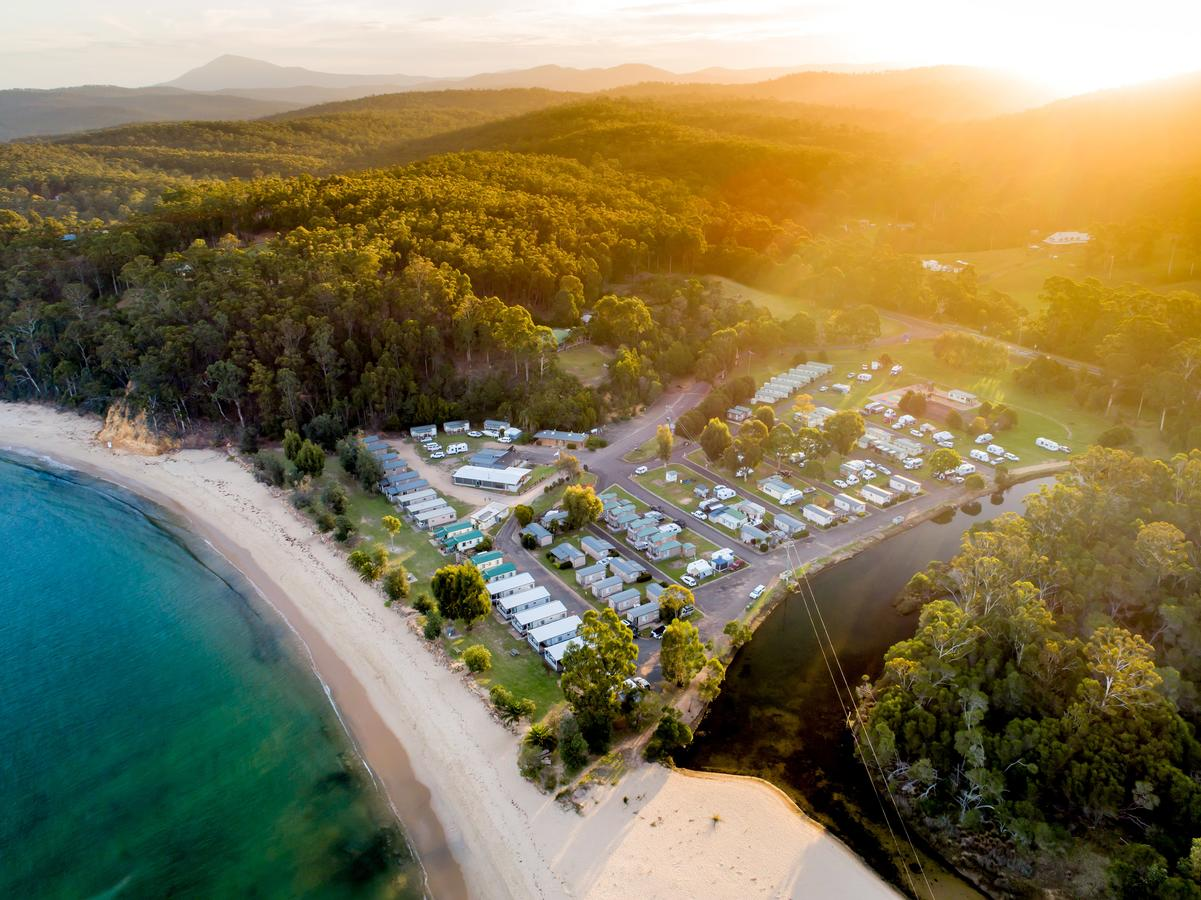 BIG4 Eden Beachfront Holiday Park - Tourism Caloundra