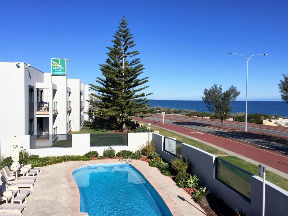 Quality Resort Sorrento Beach - Tourism Caloundra