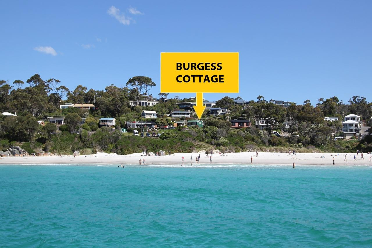 Burgess Cottage - Tourism Caloundra