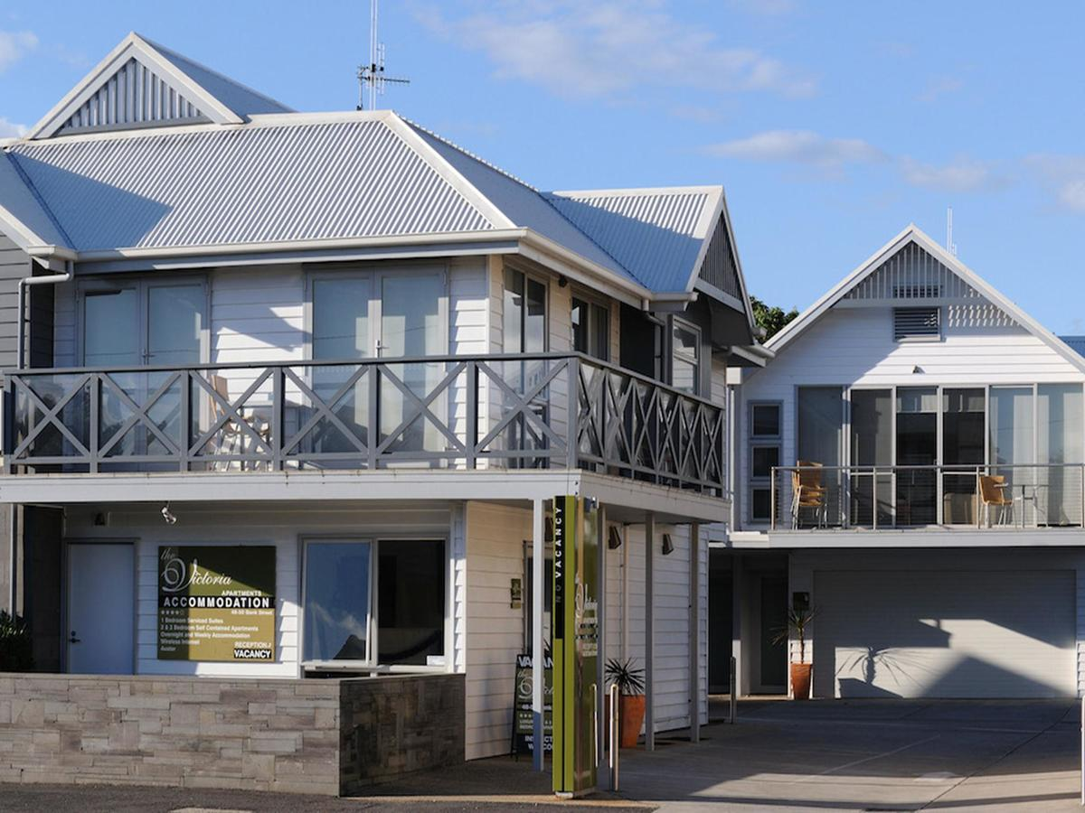 The Victoria Apartments - Tourism Caloundra