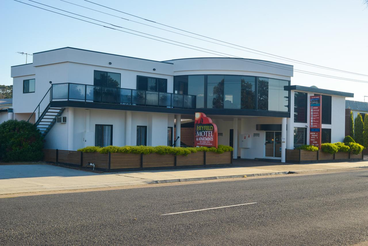 Heyfield Motel and Apartments - Tourism Caloundra