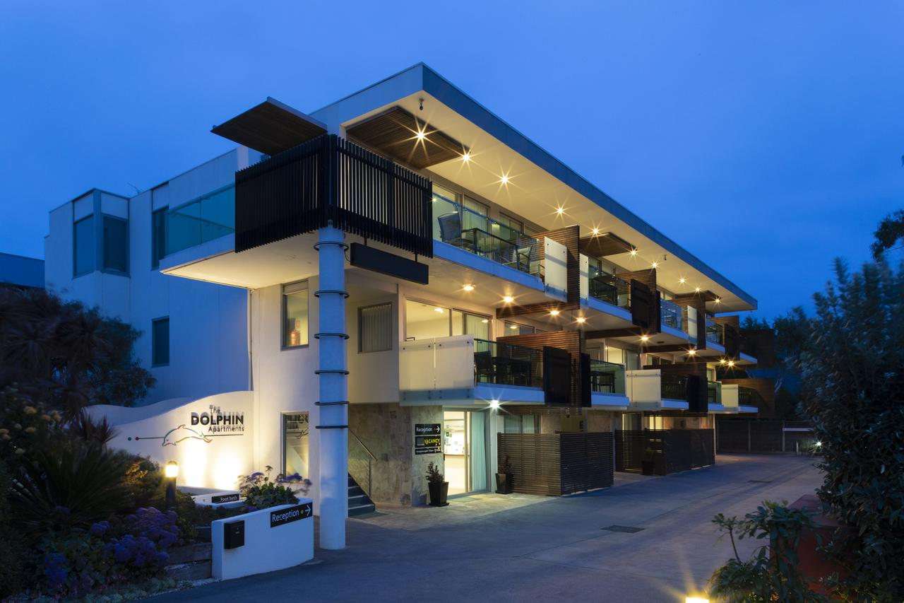 The Dolphin Apartments - Tourism Caloundra