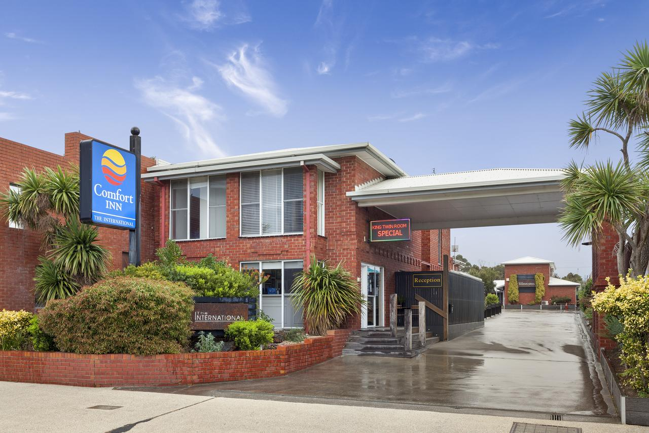 Comfort Inn The International - Tourism Caloundra