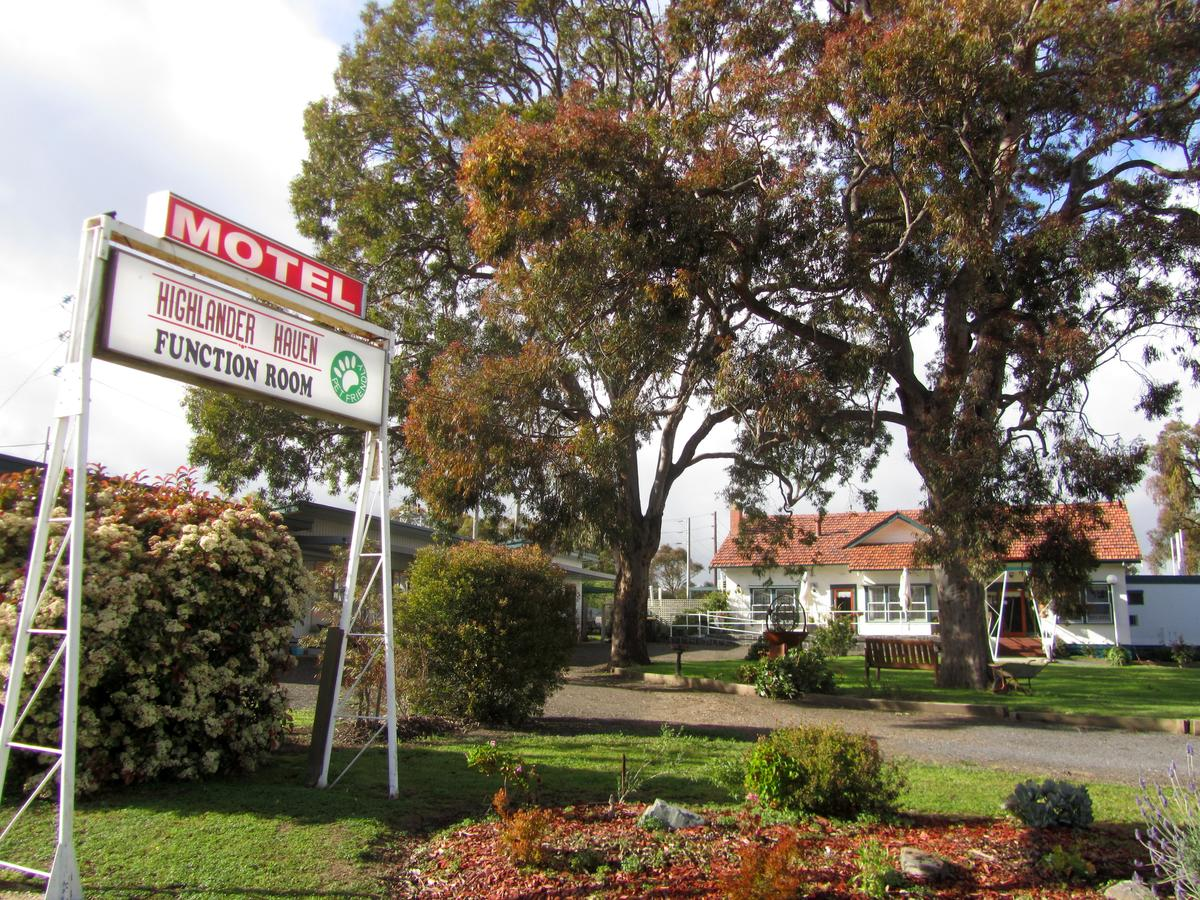 Highlander Haven Motel - Tourism Caloundra