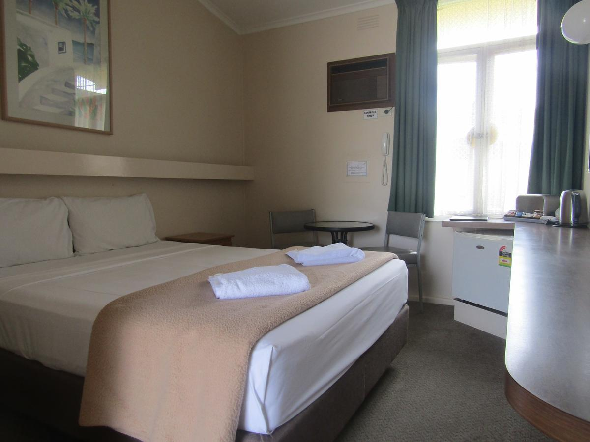 Twin City Motor Inn - Tourism Caloundra