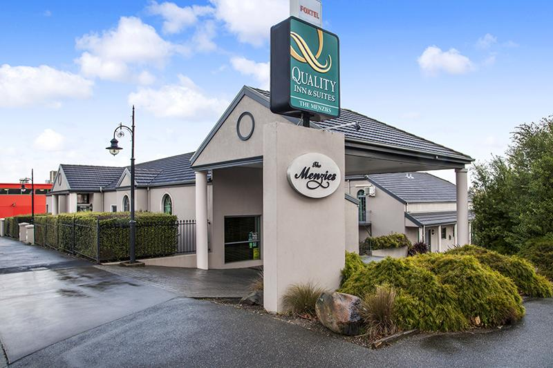 Quality Inn  Suites The Menzies - Tourism Caloundra