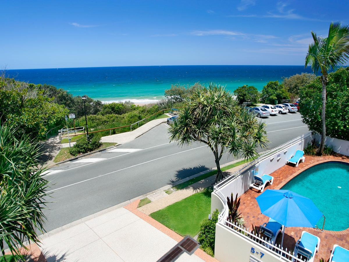 La Mer Sunshine Beachfront - Tourism Caloundra