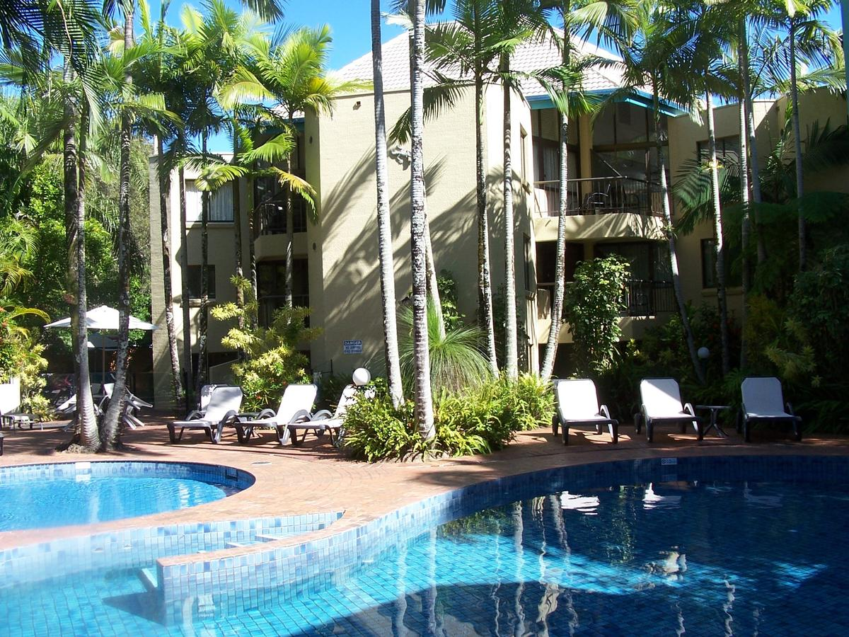 Ocean Breeze Resort - Tourism Caloundra