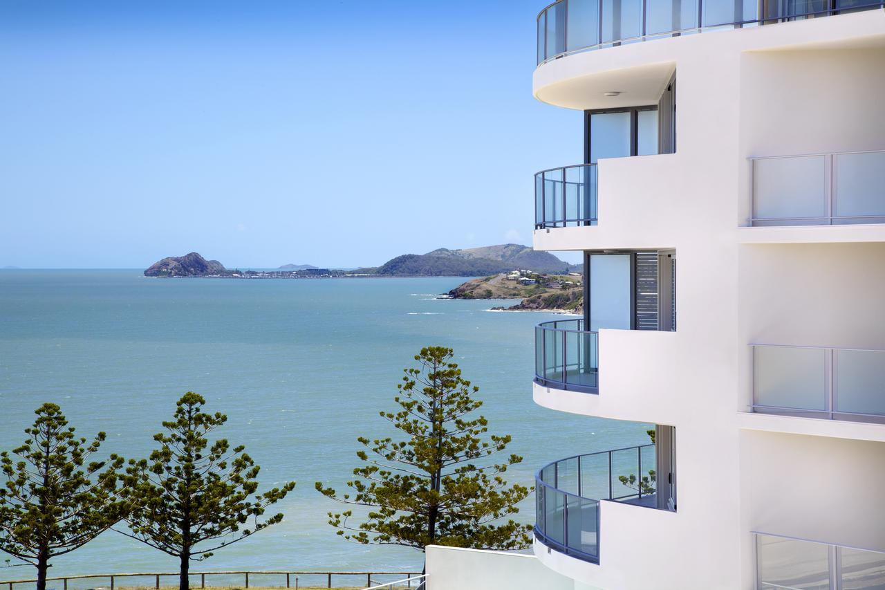 Oshen Apartments Yeppoon - Tourism Caloundra