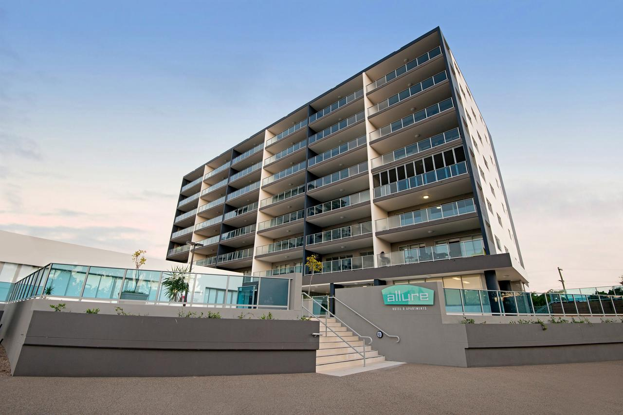 Allure Hotel  Apartments - Tourism Caloundra