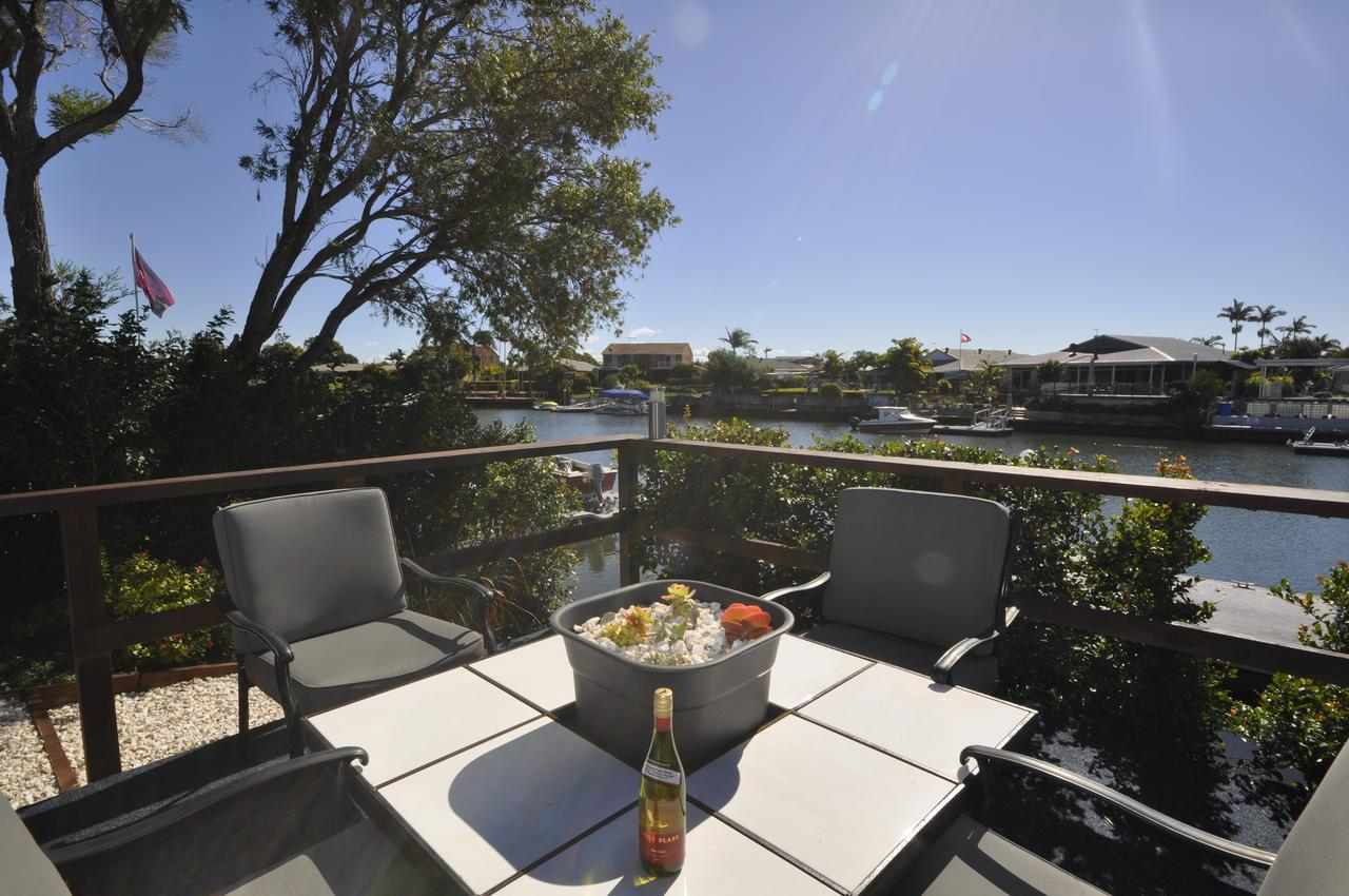 Bribie Island Canal Holiday Destination - Tourism Caloundra