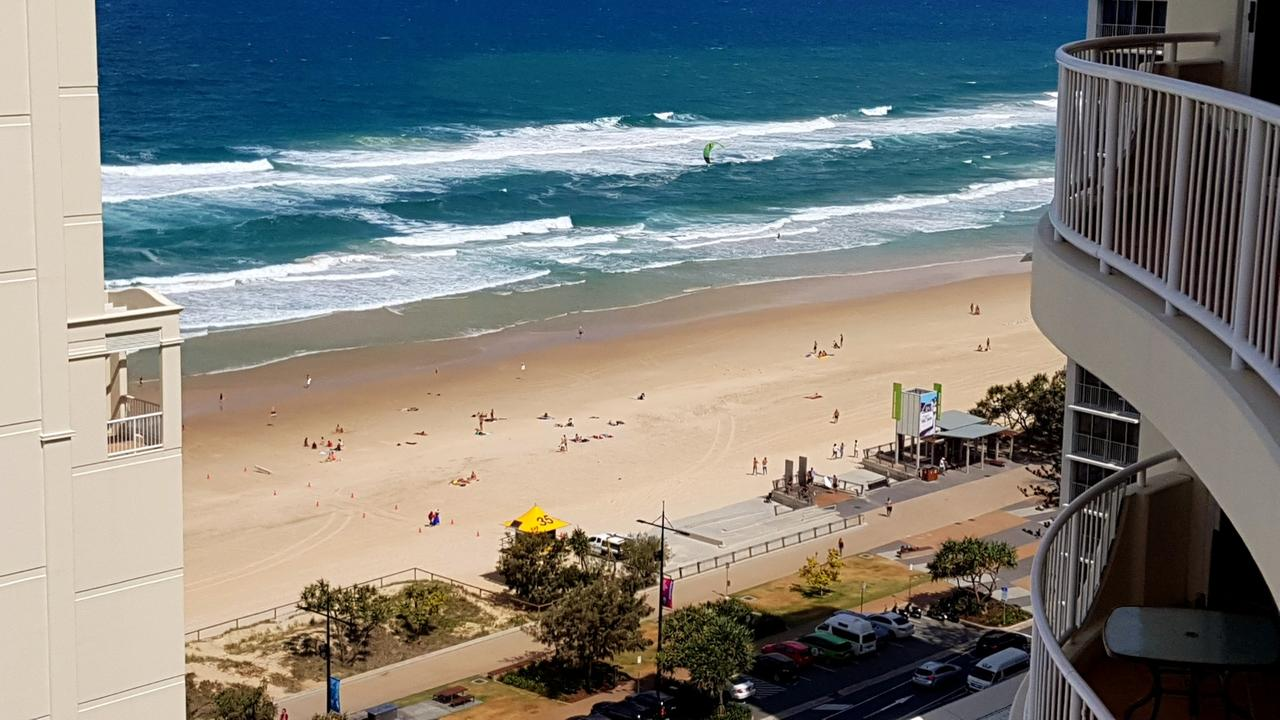 Moroccan View Tower Surfers Beach - Tourism Caloundra